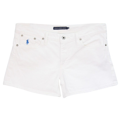 Ralph Lauren Shorts in Weiß