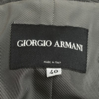 Giorgio Armani Blazer in Gray