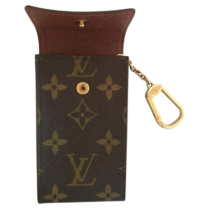 Louis Vuitton Keycase aus Monogram Canvas