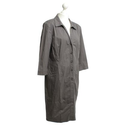 Riani Baumwollkleid in Grau