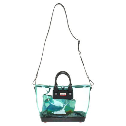 Hunter Handbag in verde