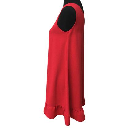 Piu & Piu Dress in red