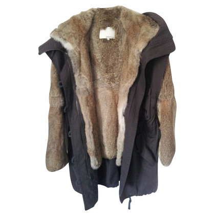 3.1 Phillip Lim Rabbit Fur Parka
