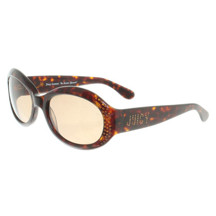 Juicy Couture Sonnenbrille in Braun