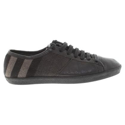 Burberry Sneakers in Schwarz