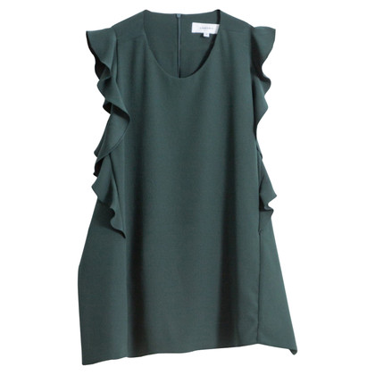 Carven Top met ruches