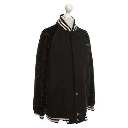 Lanvin Jacket with knit cuffs