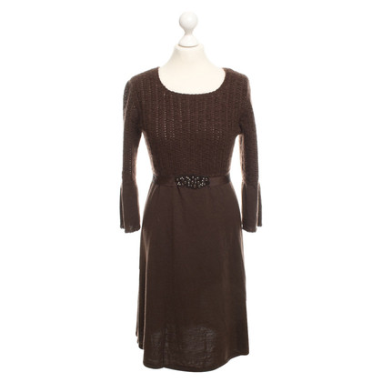Laurèl Knit dress in brown