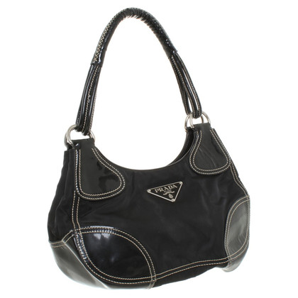 Prada Handtasche in Schwarz