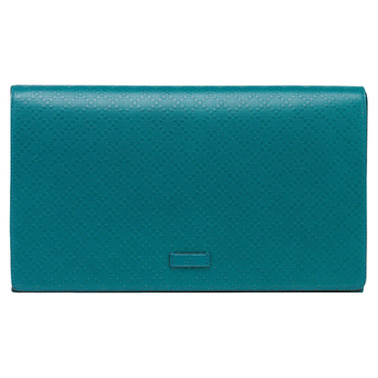 Gucci clutch leather