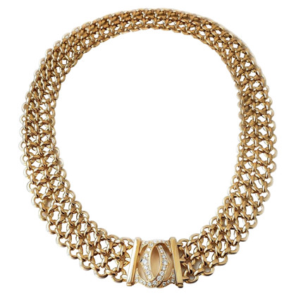 Cartier 3-row choker