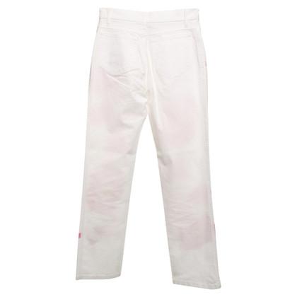 Emanuel Ungaro Jeans in White
