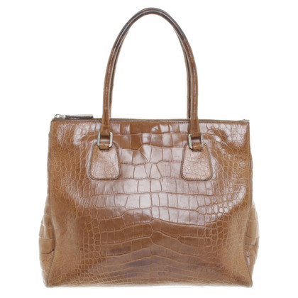 Jil Sander Reptiles look bag