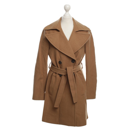 Stefanel Beige wool coat