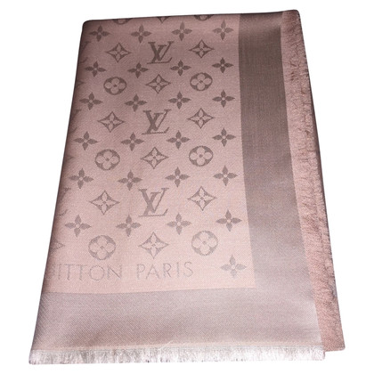 Louis Vuitton Monogram cloth in Rosé