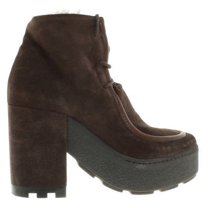 Other Designer Vic Matie - Suede ankle boots