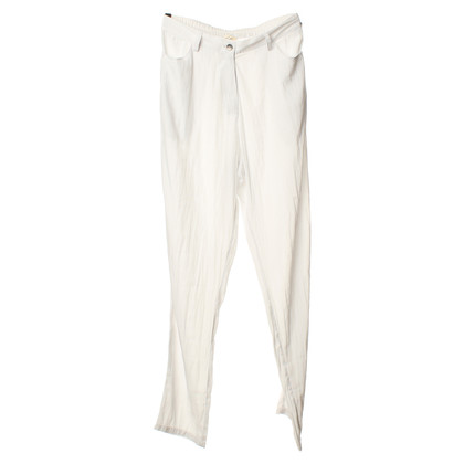 American Vintage Semi transparent trousers in grey