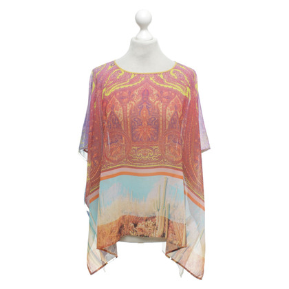 Clover Canyon Tunic with pattern