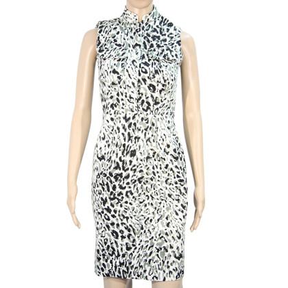 Calvin Klein Robe avec imprimé animal