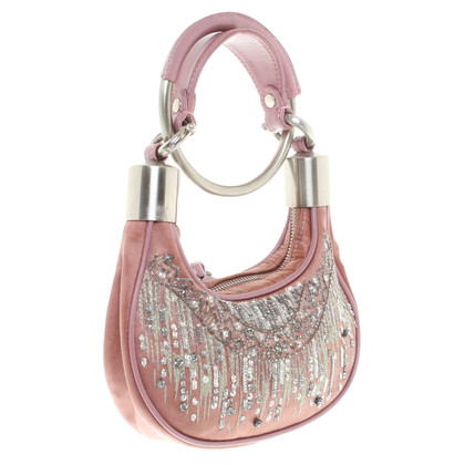 Chloé Handbag with sequin embroidery