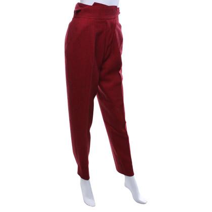 Sport Max Pantaloni in rosso