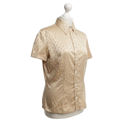 D&G Blouse with floral pattern