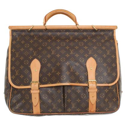 Louis Vuitton Travel bag Monogram Canvas