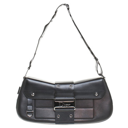 Christian Dior Leather bag in black