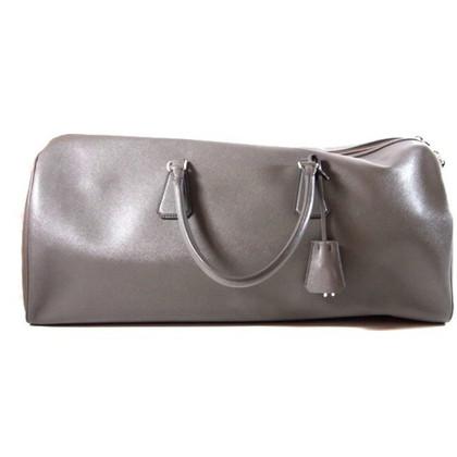 Prada Saffiano travel bag