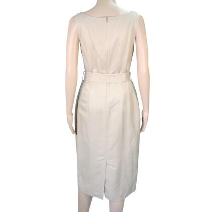 L.K. Bennett Silk dress in beige