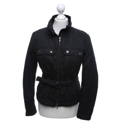 Strenesse Blue Kort jasje in zwart / grijs