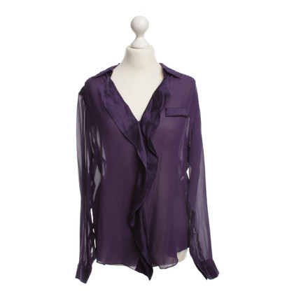 St. Emile Blouse in purple