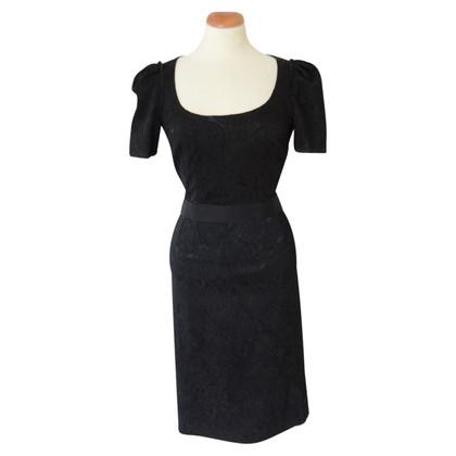 Dolce & Gabbana Evening dress with Grosgrain Ribbon belt