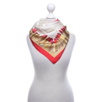 Dolce & Gabbana Sciarpa di seta in multicolor