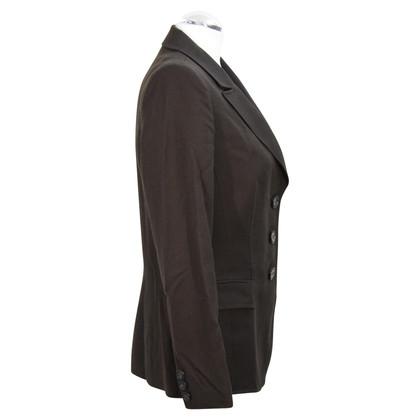 Basler Wool blazer in brown