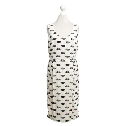 Prada Dress with lips motif
