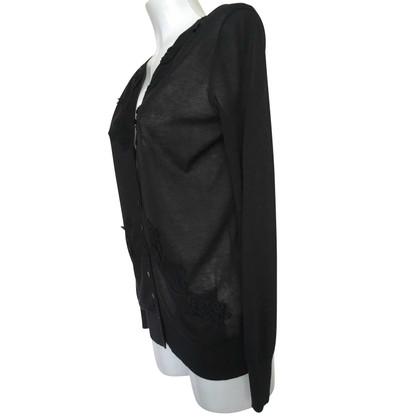 Dolce & Gabbana Cardigan in nero