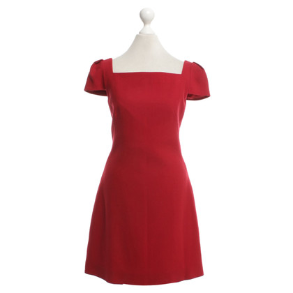 Alexander McQueen Dress in red