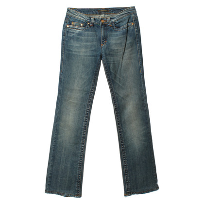 Roberto Cavalli Jeans with washing