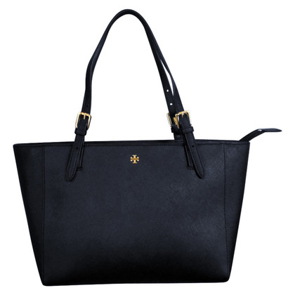 Tory Burch Blue leather bag