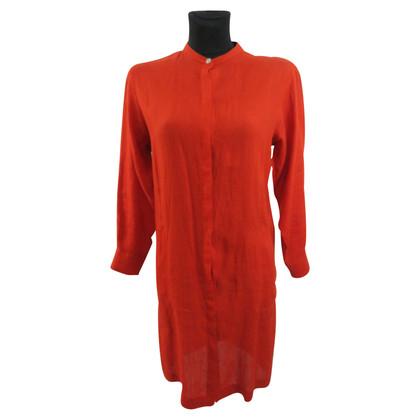 Hermès Linen sheath dress
