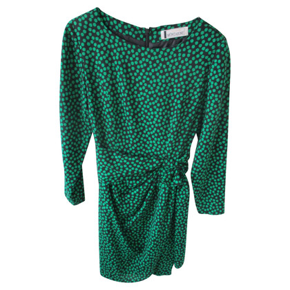 Guy Laroche Guy Laroche black-green dress