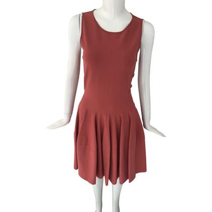 Alexander McQueen gebreide jurk