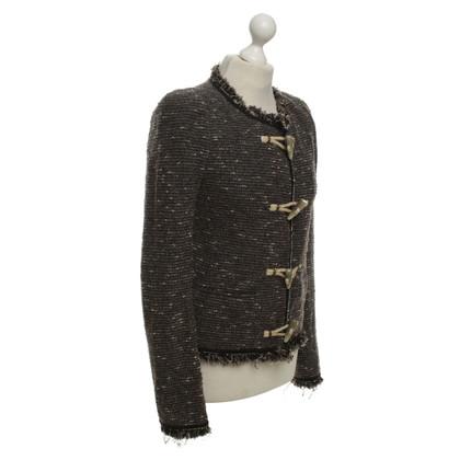 Patrizia Pepe Jacket with pattern