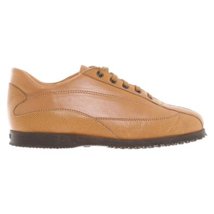 Hogan Bruine sneakers
