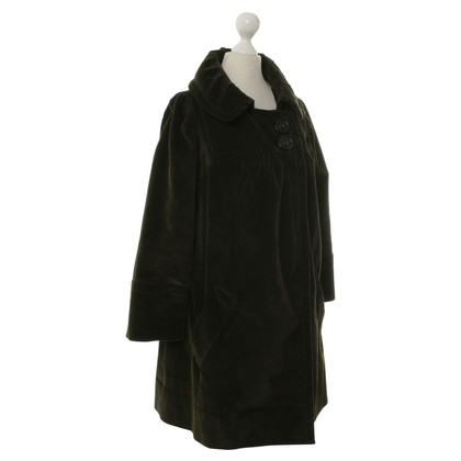 Marc by Marc Jacobs Green corduroy coat