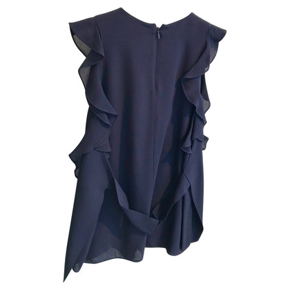 Carven Blouse shirt in Blauw