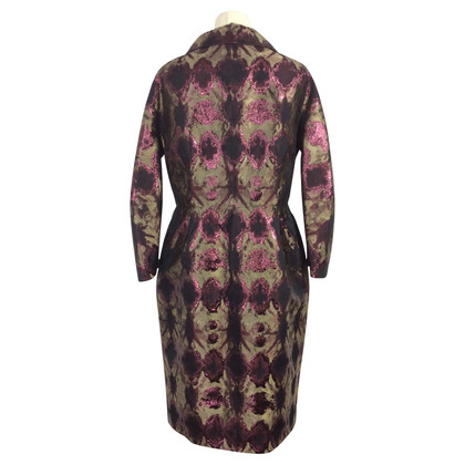 Giambattista Valli Brocade coat