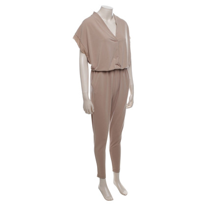 By Malene Birger Jumpsuit in Beige