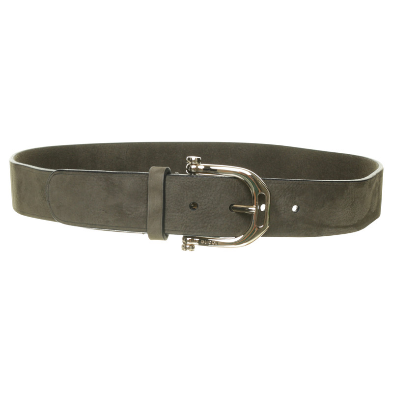 Gucci Belts suede